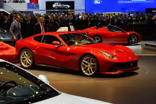 2016 Ferrari F12 Berlinetta Release Date as well as Price