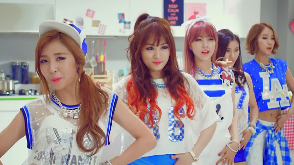 Tahiti Oppa You're Mine Jerry