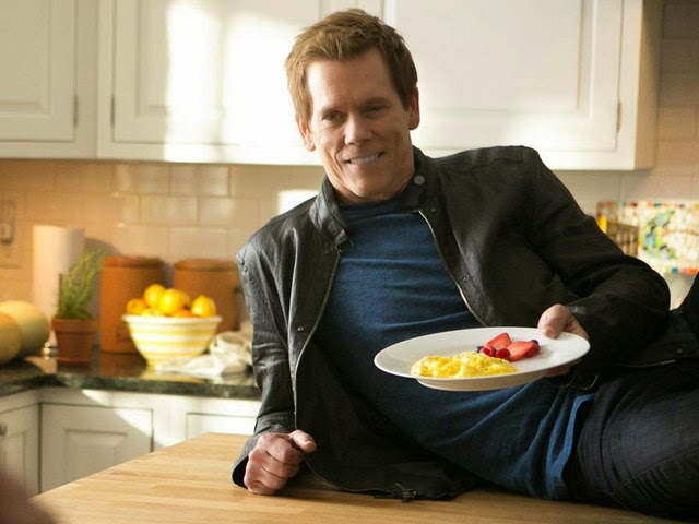 Kevin Bacon and eggs
