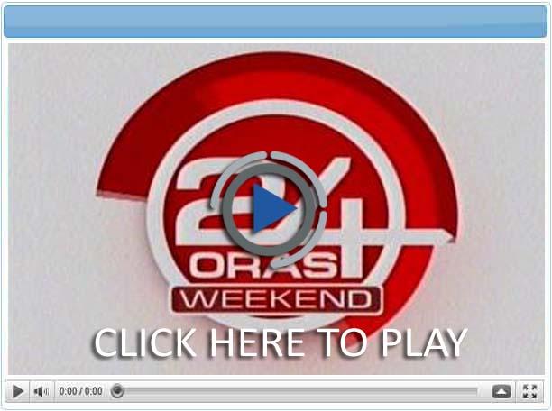 24 Oras (Weekend)- Pinoy Show Biz  Your Online Pinoy Showbiz Portal