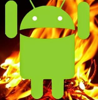 Penyebab Panasnya Smartphone Android Dan Cara Untuk Meminimalisirnya