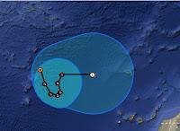 Potentieller Tropischer Sturm NADINE und die Kanaren, Nadine, aktuell, Vorhersage Forecast Prognose, September, 2012, Atlantische Hurrikansaison, Hurrikansaison 2012,