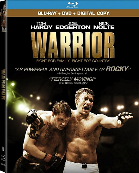 Warrior (La Última Pelea) (2011) m1080p BDRip 13GB mkv Dual Audio DTS-HD 5.1 ch