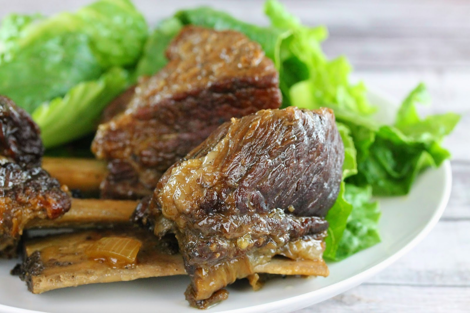 Food Planet: Classic Braised Beef Short Ribs