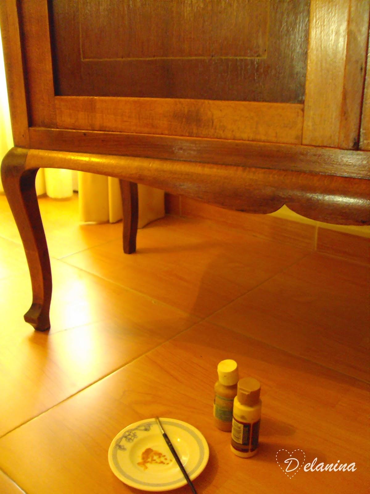 Restaurar un viejo aparador y convertirlo en un mueble for Cambiar el aspecto de un mueble de salon