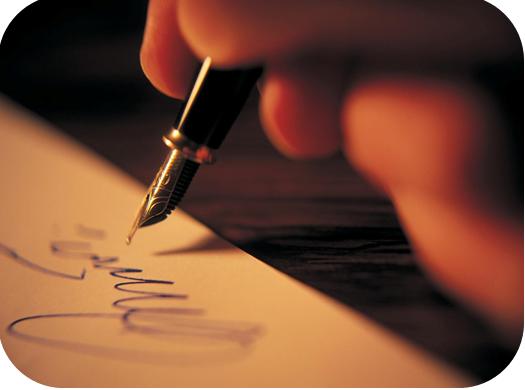 Escribe lo que piensas y déjame leerte