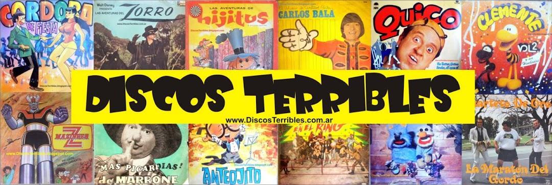 Discos Terribles