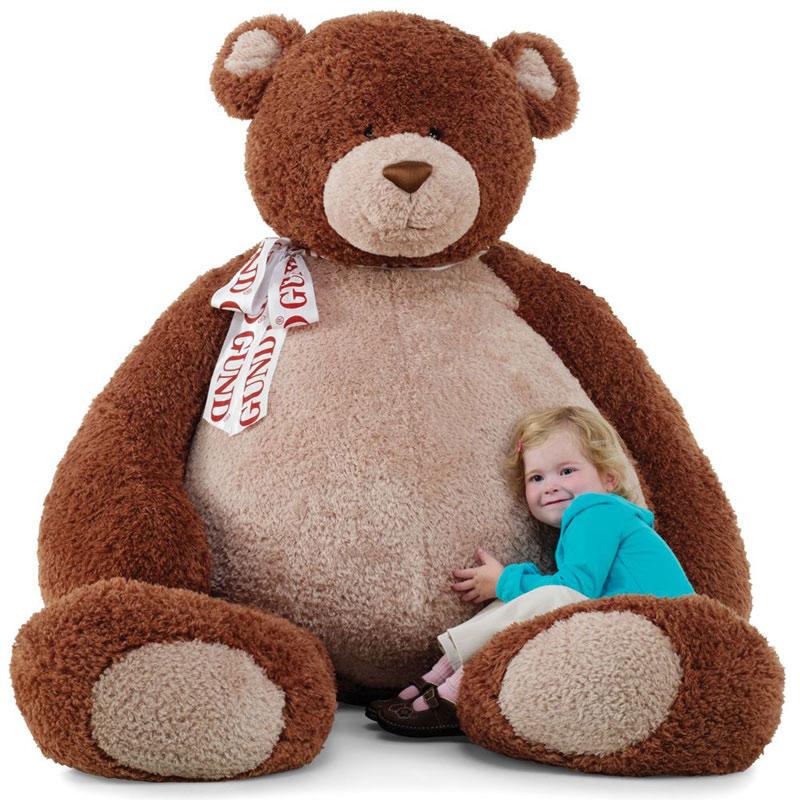 Big Teddy Bear Funny Animal