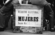 derecho al voto femenino en argentina
