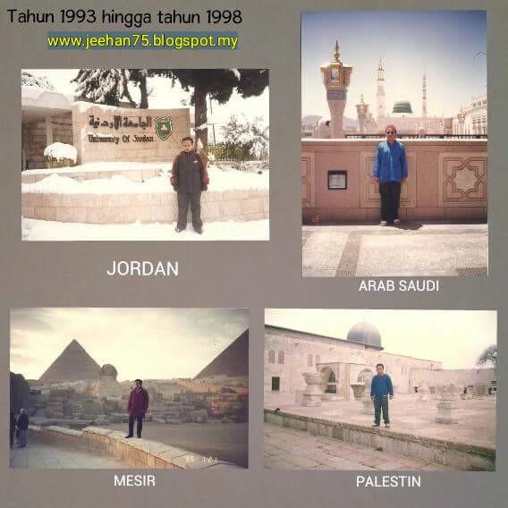 Kenangan di Negara Arab