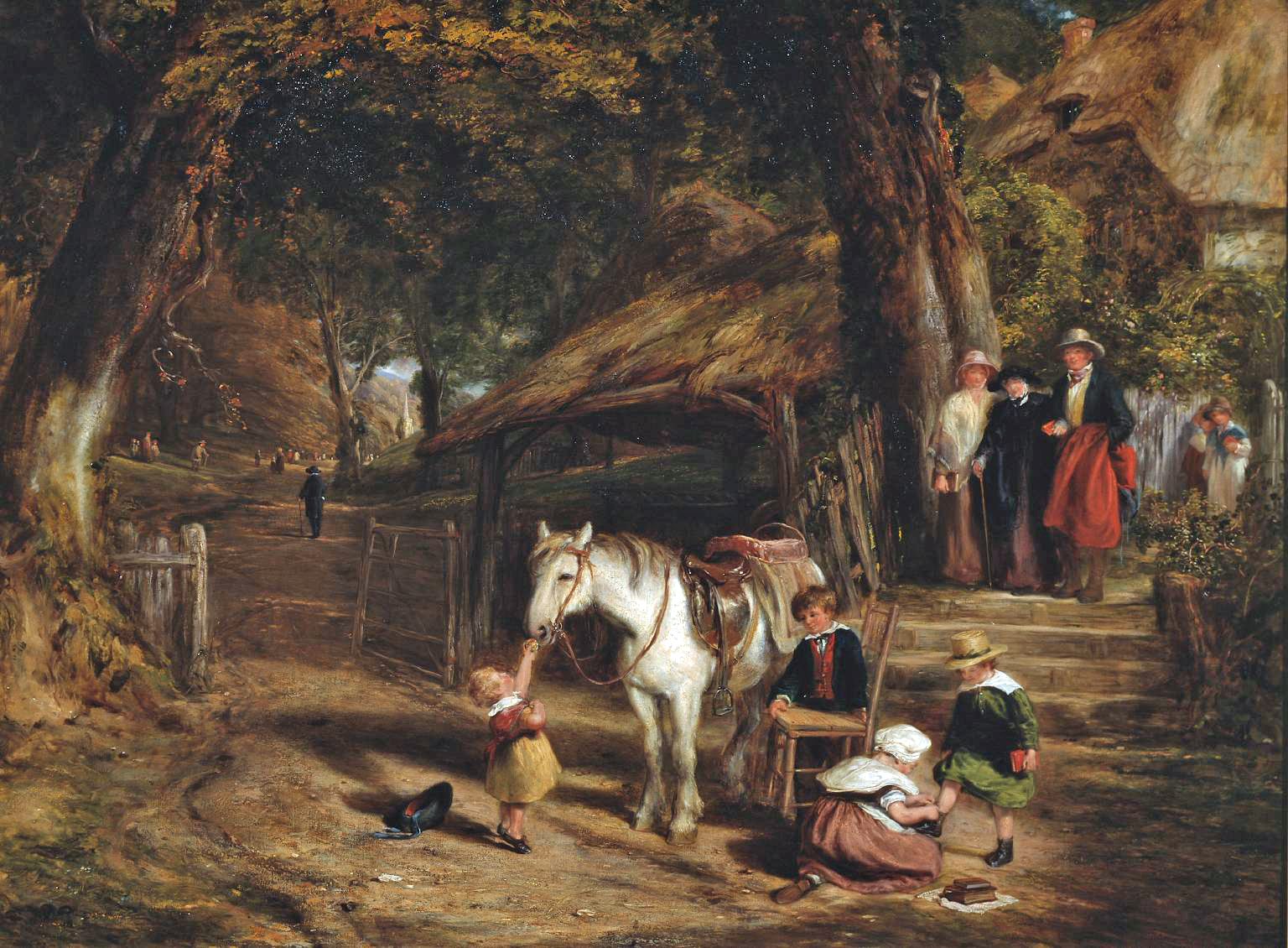 Victorian British Painting A Wealth Of Williams