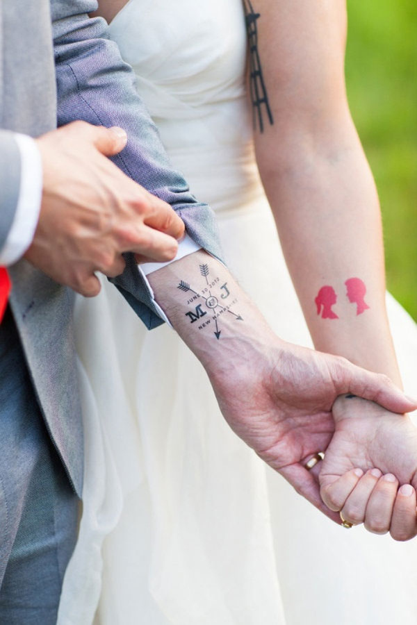 Married couples tattoo ideas tattoos design gallery