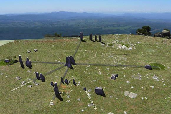 La más antigua metropoli construida por alienígenas descubierta en Africa