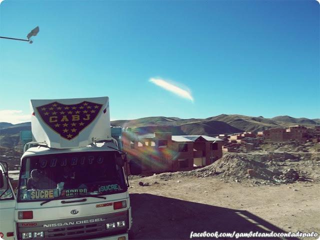 Potosí - Gambeteandoconladepalo