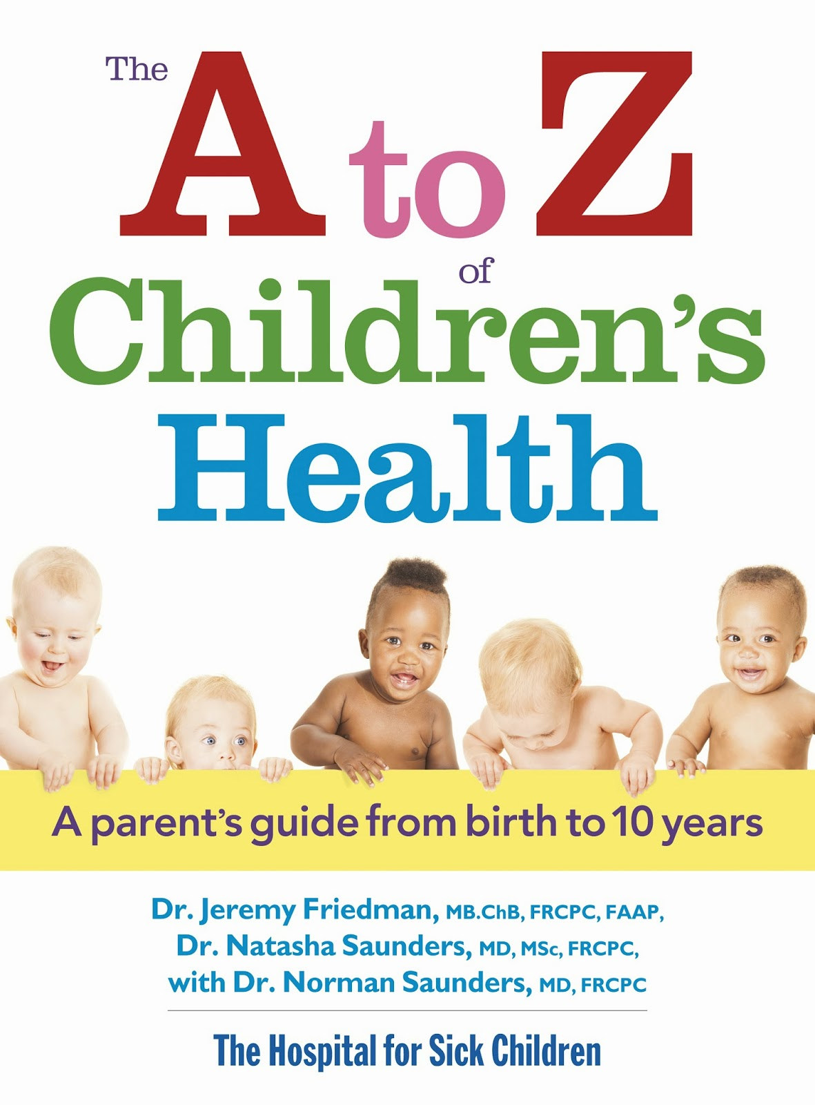 Advice Information About Childrens Health