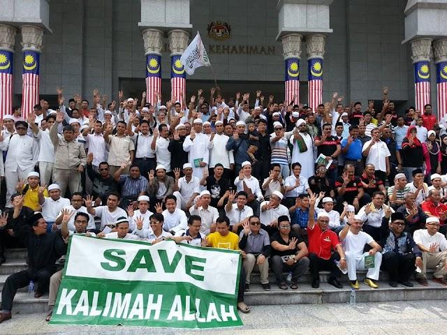 Isu Kalimah Allah : Alhamdulillah Kemenangan Milik Umat Islam