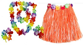 Hawaiian Fancy Dress Kit