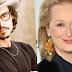 Capas da 'EW' revelam o visual de Johnny Depp, Meryl Streep e outros atores em 'Caminhos da Floresta'
