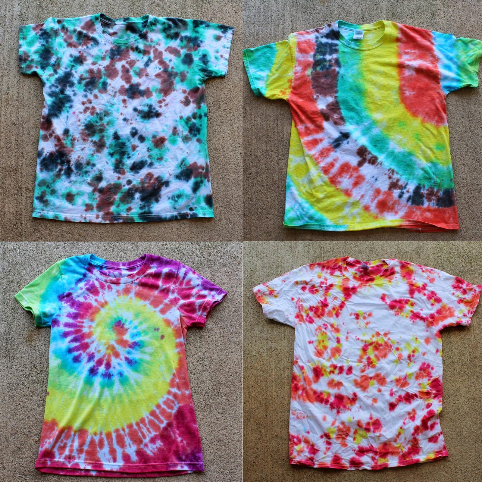 doodlecraft tulip tie dye t shirt