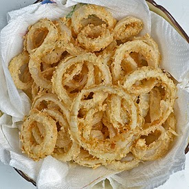 Behind the Bites: French Fried Onion Rings