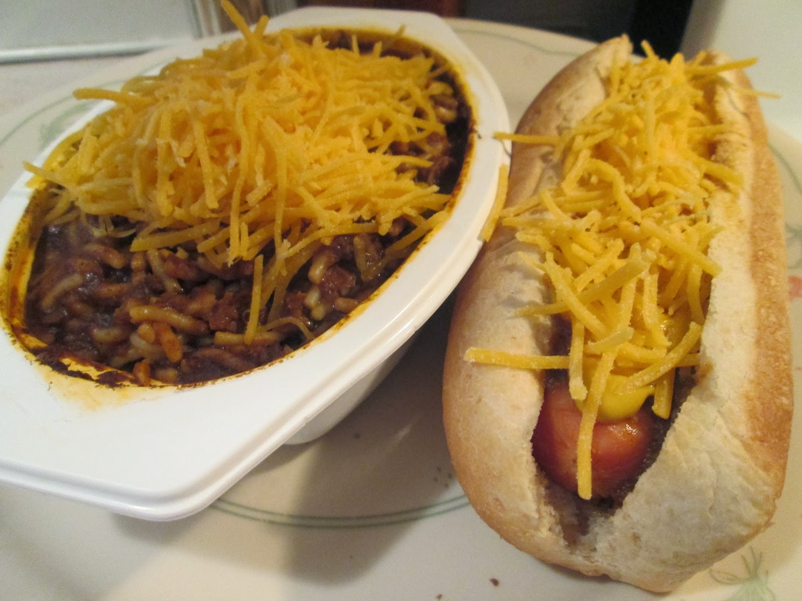 Skyline Chili Dog Day