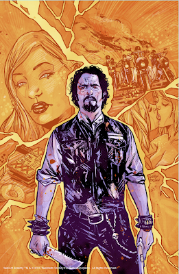 "Sneak Peek Boom! Studios new ""Sons Of Anarchy"" graphic novels, based"
