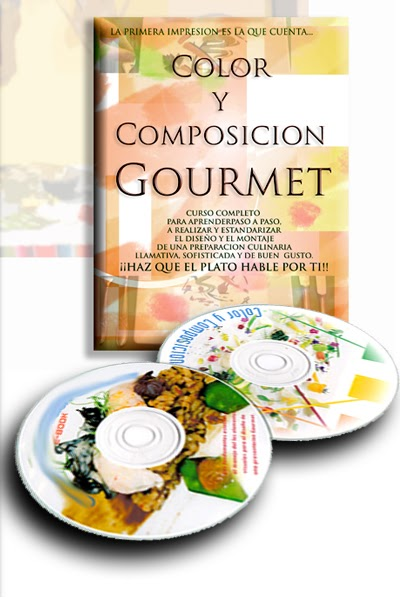 Montaje de platos gourmet menu dise o menus carta de for Decoracion de platos gourmet pdf