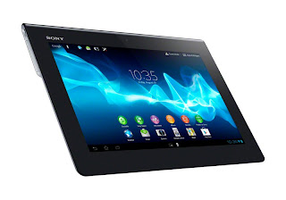 Sony Xperia Z tablet launch at MWC 2013