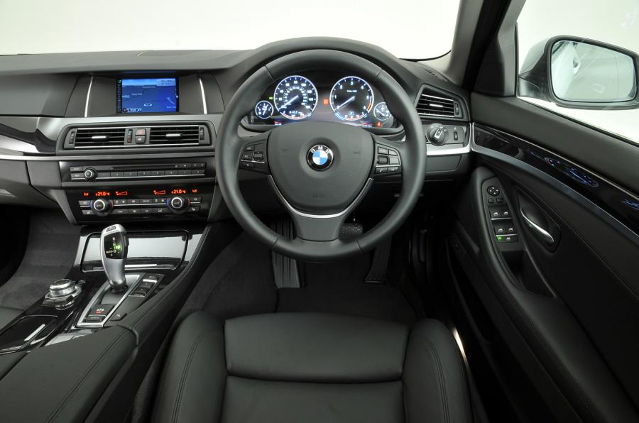 Canada Autocar 2014 BMW 520d SE Saloon Specs Features