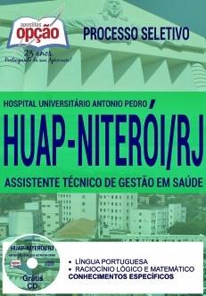 Apostila Concurso HUAP Niterói RJ 2016