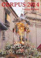 Lucena - Fiesta del Corpus 2014