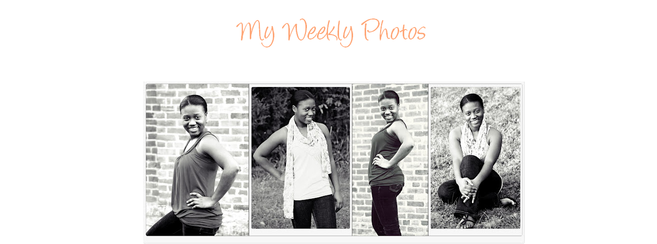 My Weekly Pictures