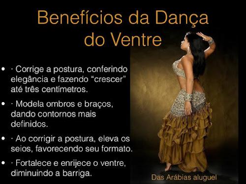 18 Benefícios da Dança do Ventre