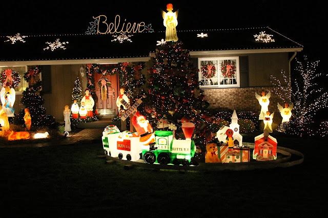 Blow Ups Christmas