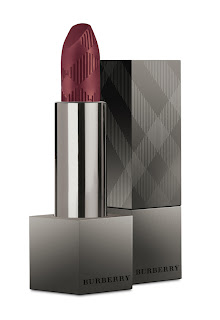 burberry beauty lip velvet bright poppy