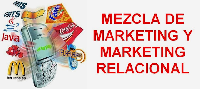 Mezcla de Marketing y Marketing Relacional