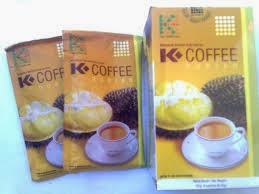 K-Coffee Durian K-Link
