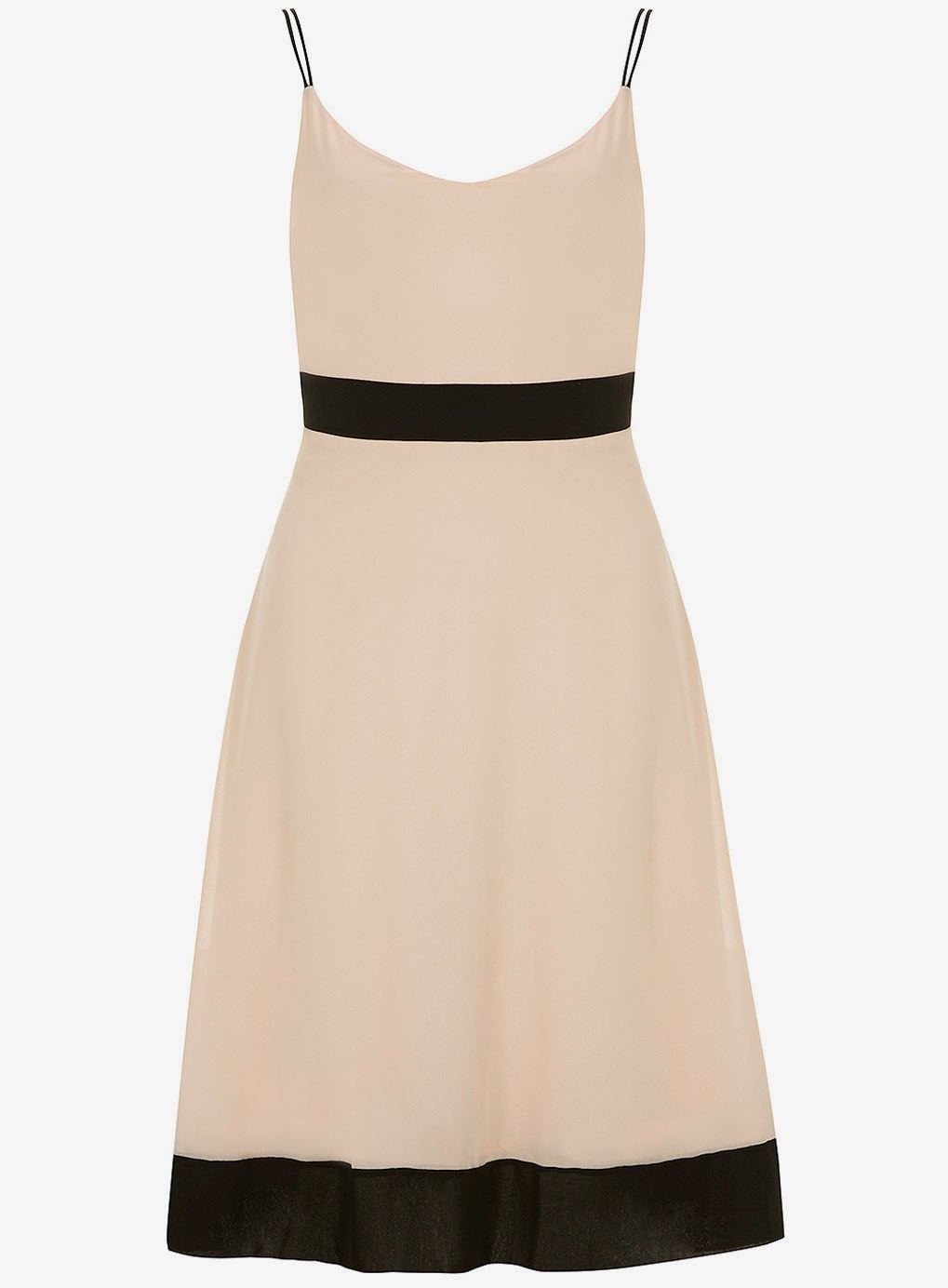 dorothy perkins peach dress