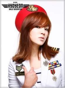 Foto Terbaru Hyoyeon SNSD