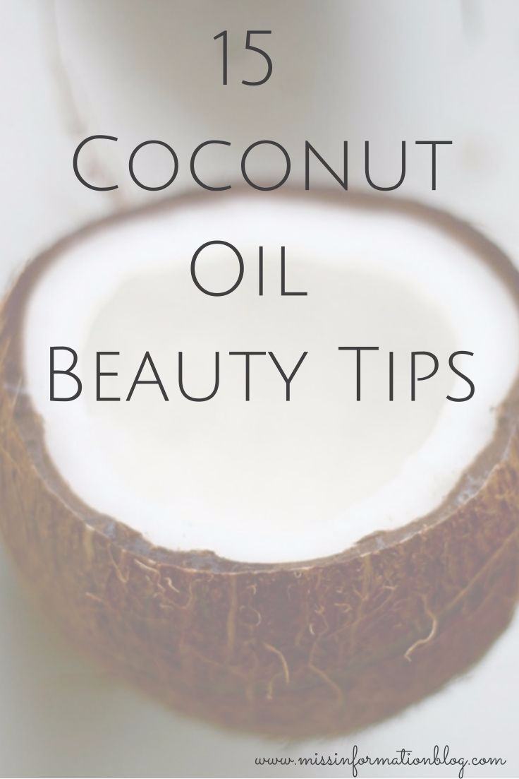 How to Use Coconut Oil for Beauty Treatments
