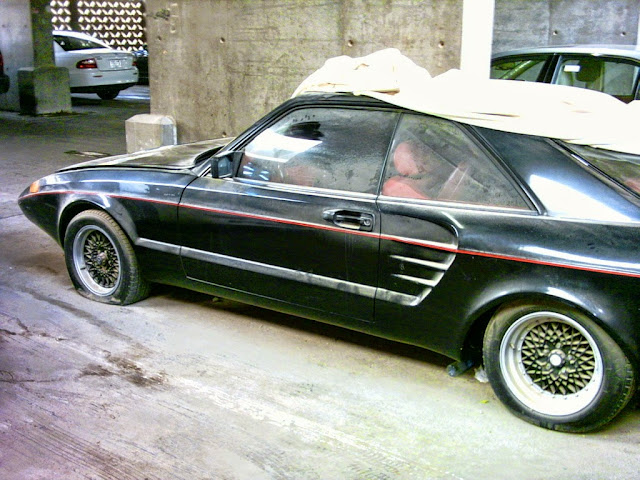 mercedes c126 sgs arrow