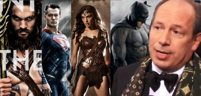 Hans Zimmer Batman v Superman Dawn of Justice Berita Superhero