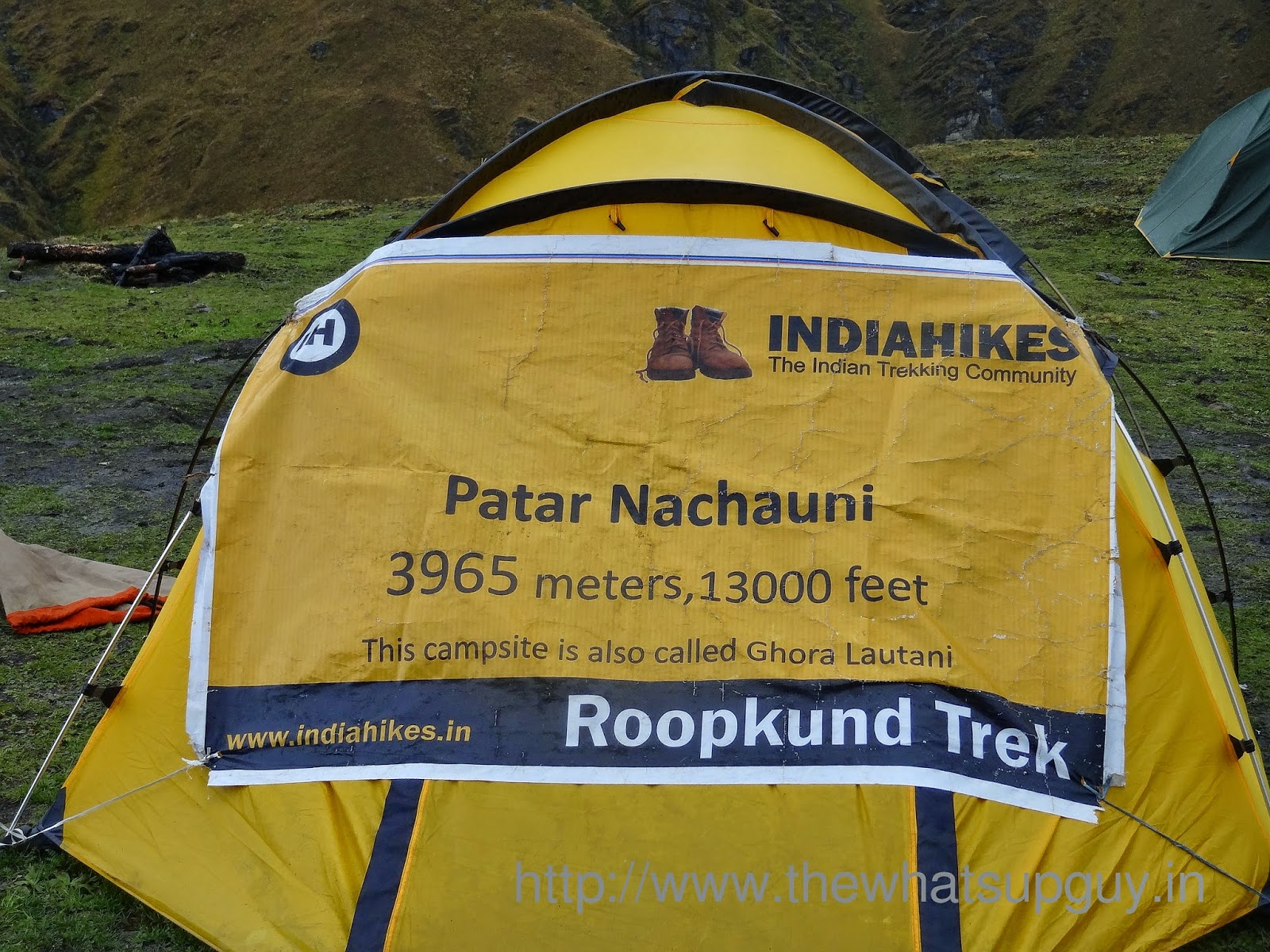 Patar Nachauni Roopkund Trek With India Hikes Day 3