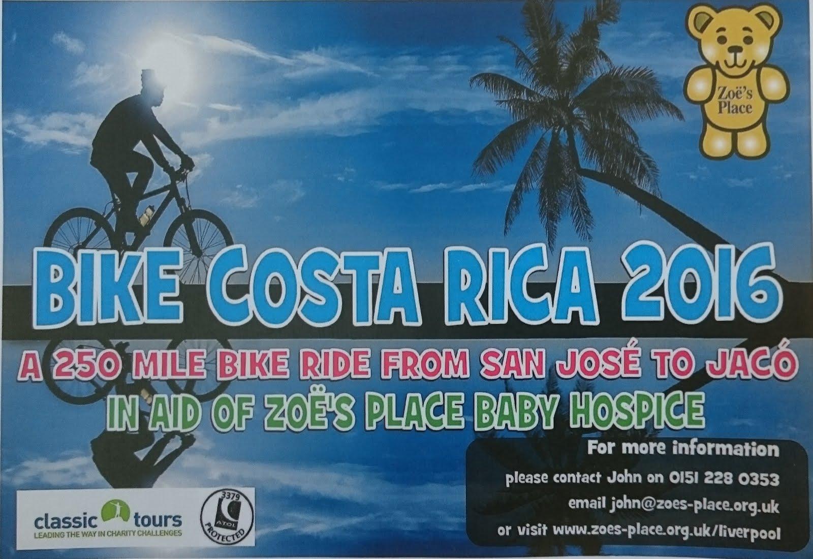 Bike Costa Rica 2016