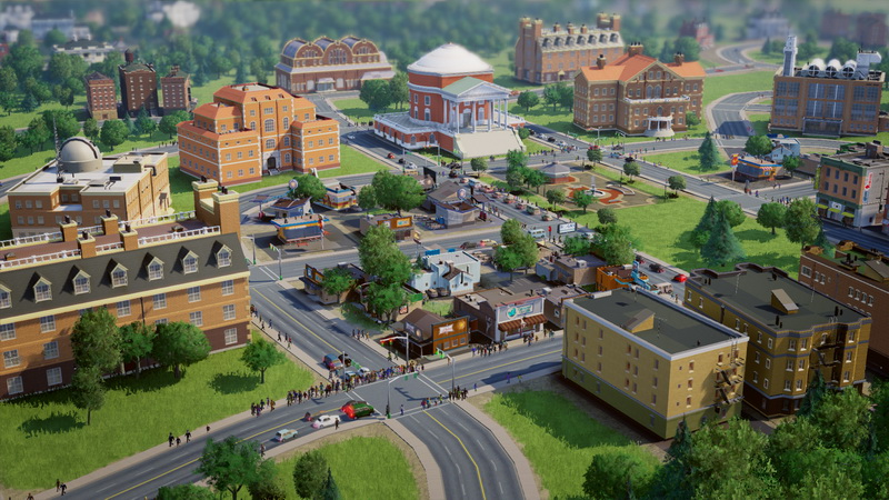 SimCity 5 (2013): Random Disasters and City Services | Discovero
