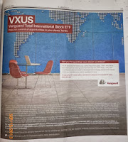 Vanguard (VXUS): Investment Fund Ad