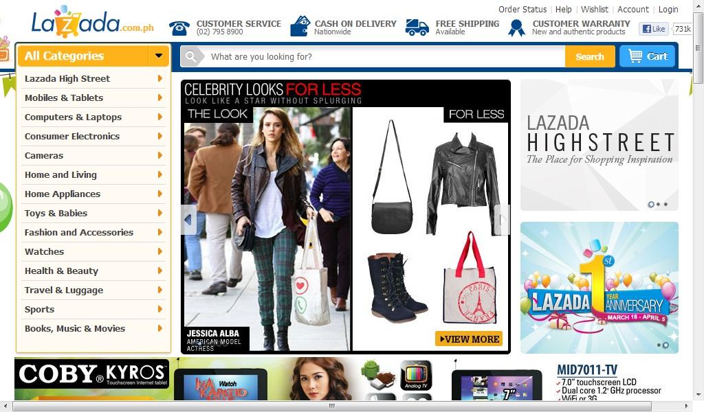 Best online shopping philippines