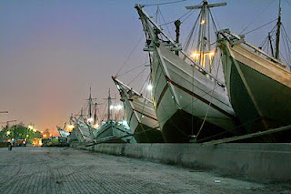 Tempat Wisata Pelabuhan Sunda Kelapa Jakarta
