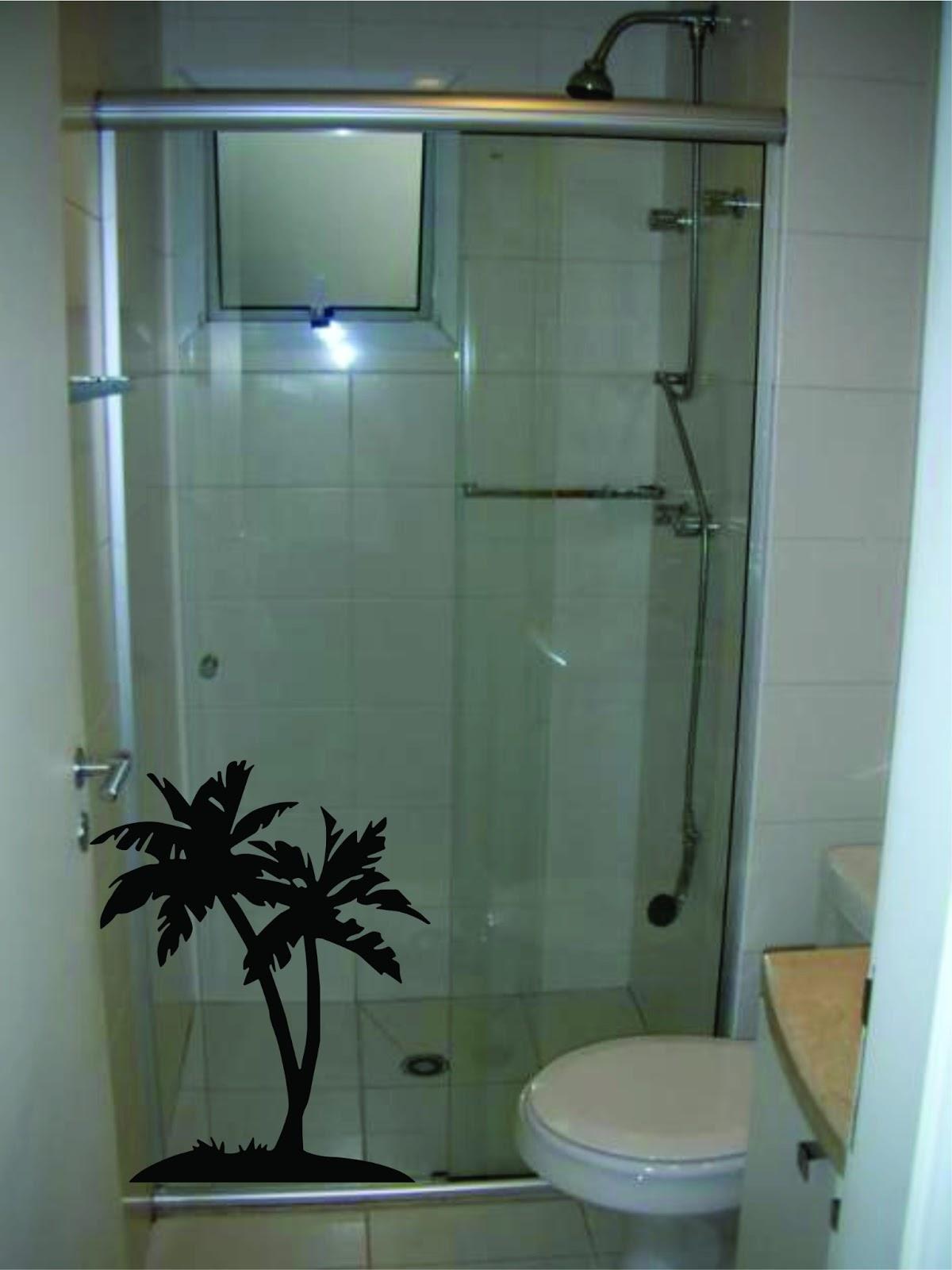 Imagens de #31829A Adesivo decorativo box banheiro/Jateado/Pastilhas Adesivas Bauru 1200x1600 px 2138 Box De Vidro Para Banheiro Passo Fundo