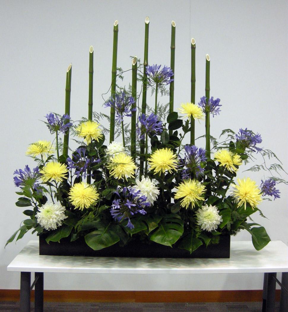 Pin arreglos florales artificiales arreglo floral bouquet - Arreglos de flores artificiales ...